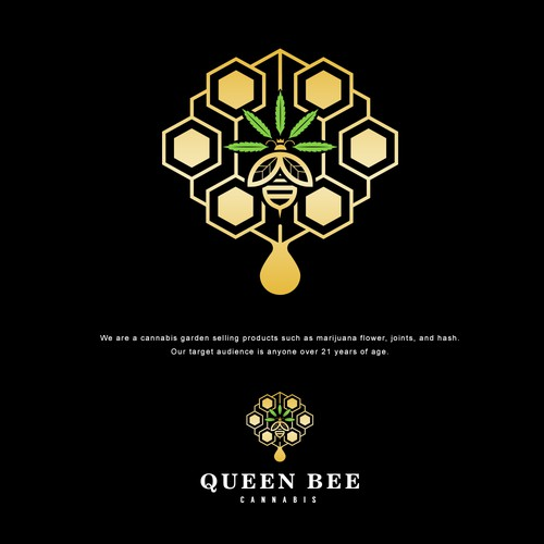 QUEEN  BEE CANNABIS