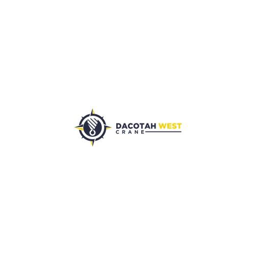Logo Concept for Dacotahwest Crane