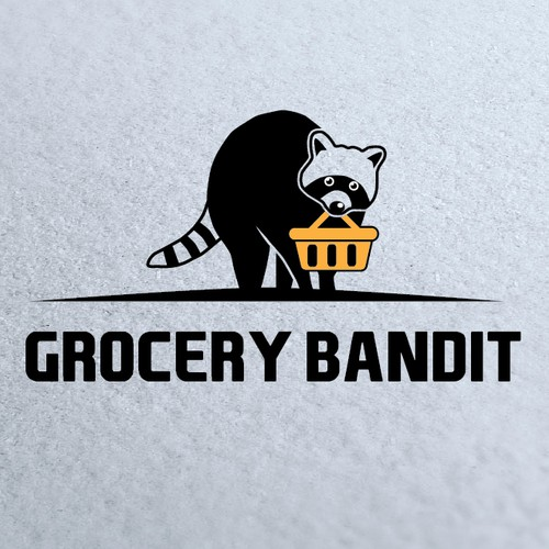 Logo for Grocery Bandit!