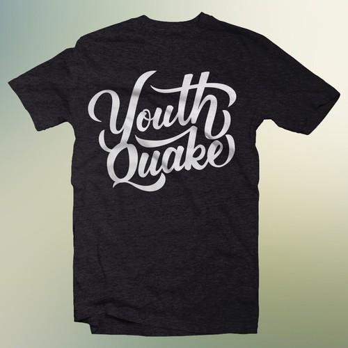 Youth Quake tshirt