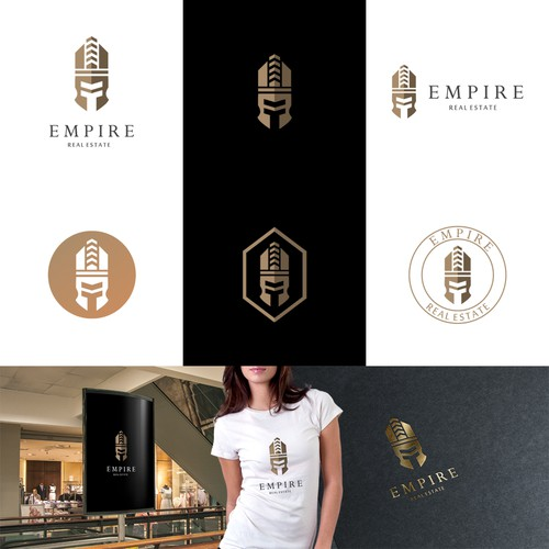 Logo Design For Empire Real Estate
