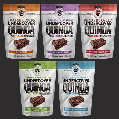 quinoa doypack
