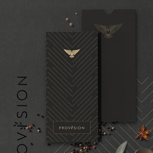 PROVISION - Logo Design & Brand Image