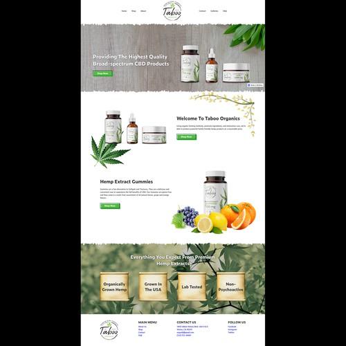 Taboo Organics