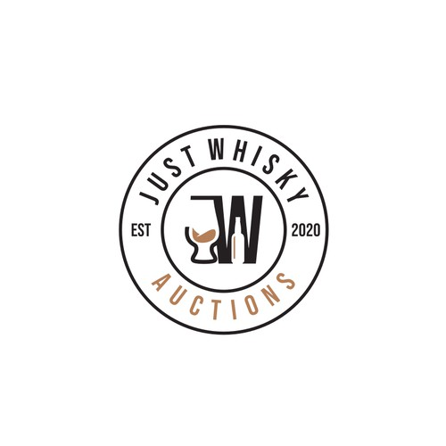 New logo for Whisky Auction company