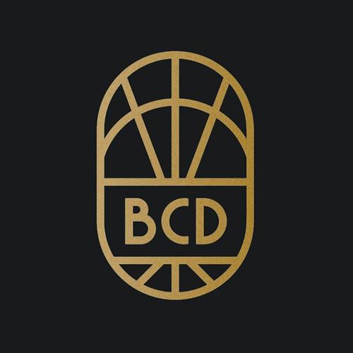 Art Deco logo for a bar