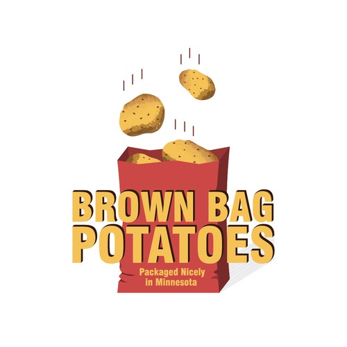 Brown Bag Potatoes