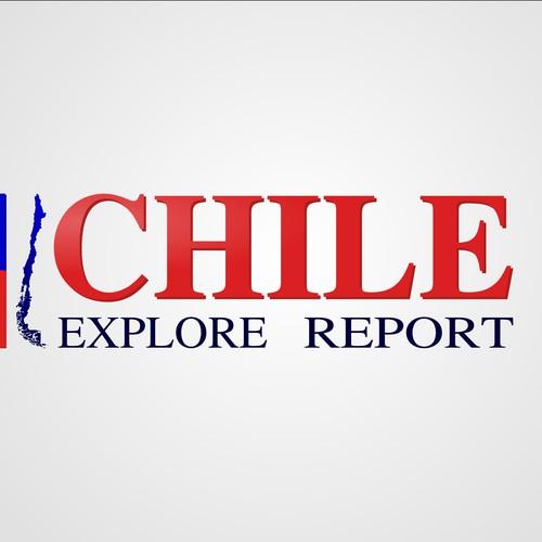 Crear el/la siguiente logo para Chile Explore Report