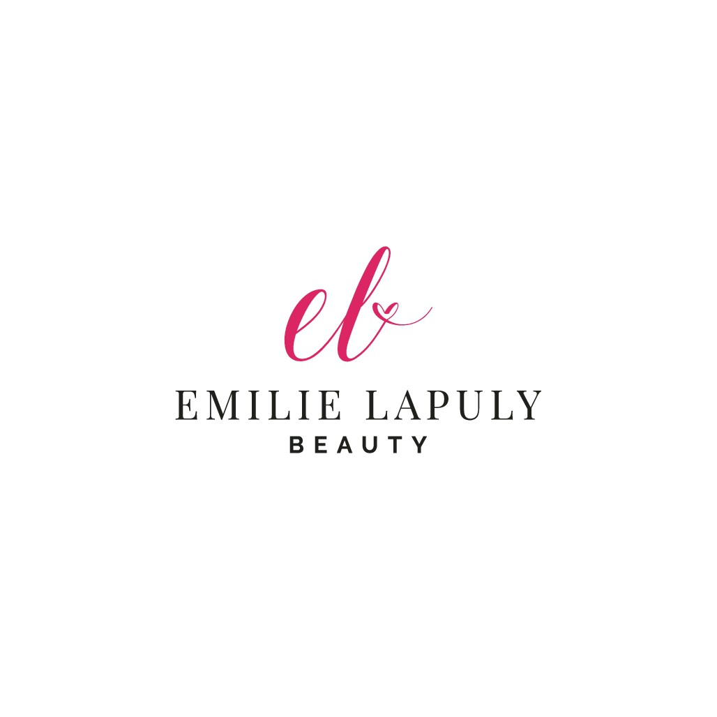 Emilie Lapuly Beauty needs a hip logo for its Caribbean inspired makeup