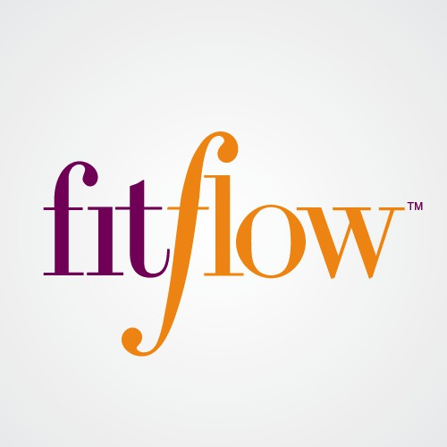Design a stellar logo for Fit Flow!