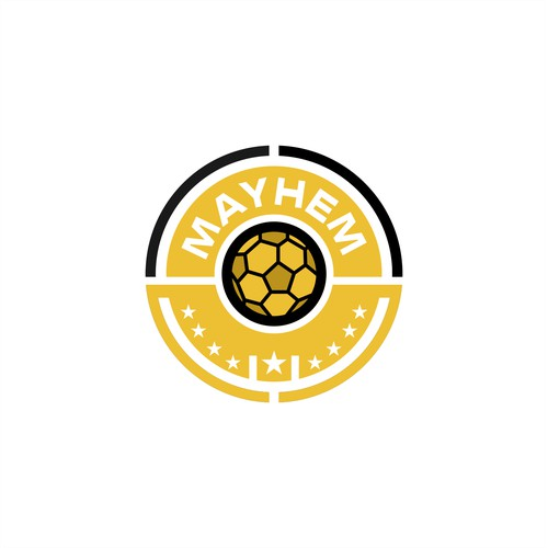 Youth Soccer Crest