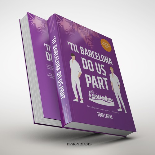 Book cover 'Til Barcelona Do Us Part