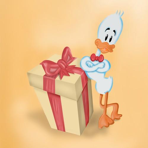gift duck