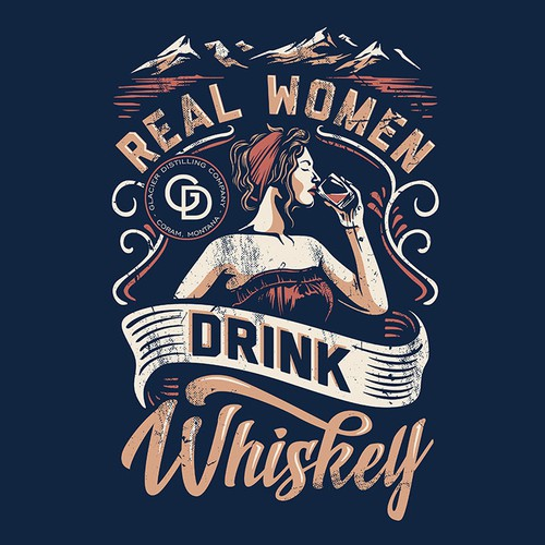 Real Women Drink Whiskey