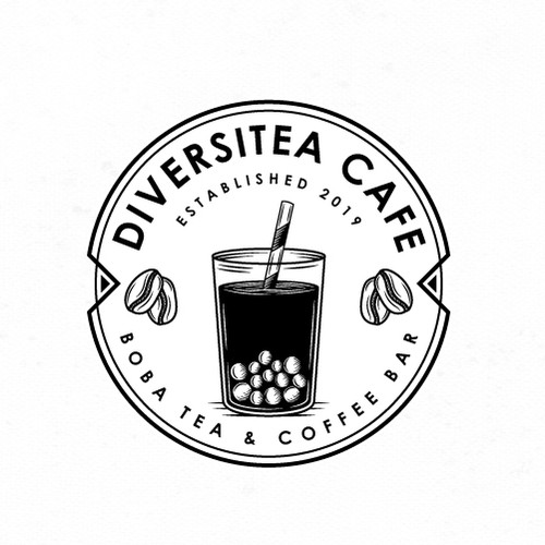 Logo for DiversiTea Cafe