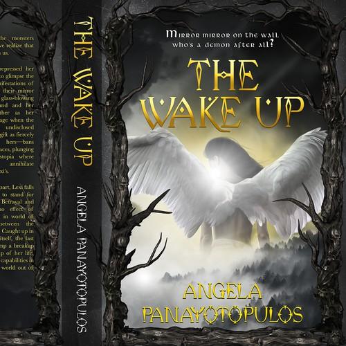 Dark Fantasy Book Cover Concept