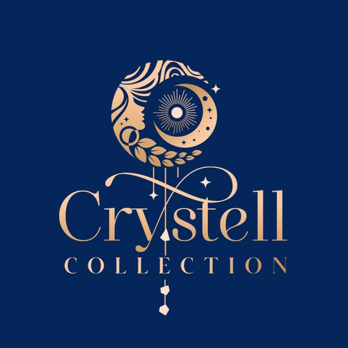 Crystell Collection Logo