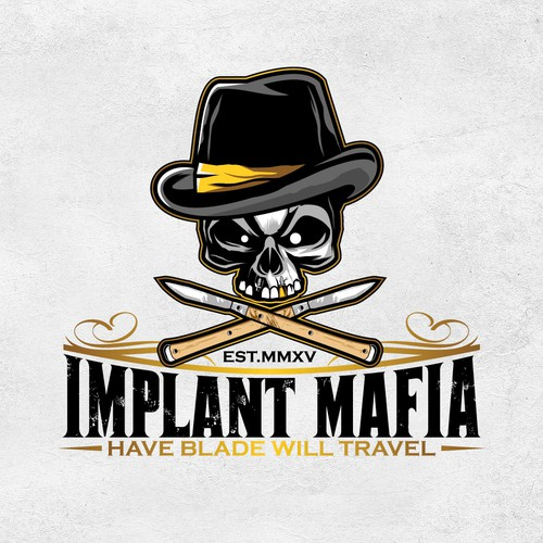 LOGO FOR IMPLANT MAFIA