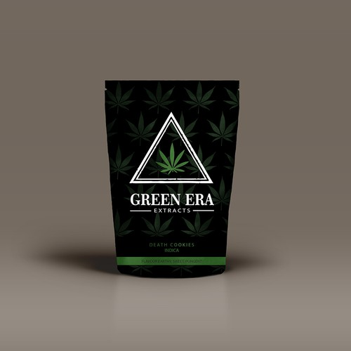 Design a Sleek Cannabis Related Logo For Green Era Extracts