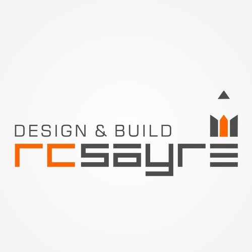 logo for R C Sayre Design & Build
