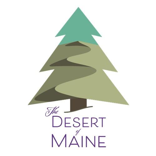Desert of Maine logo