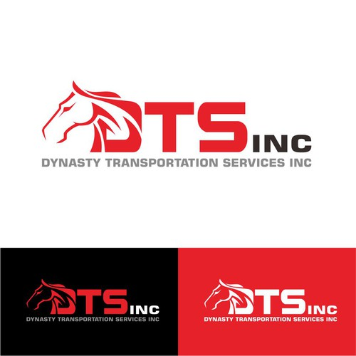 DTS Inc logo design