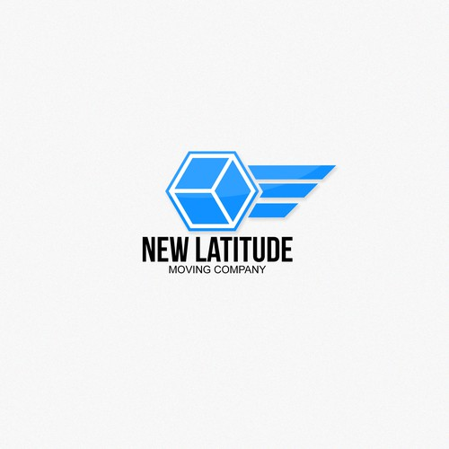 New Latitude Moving Company Entry Design