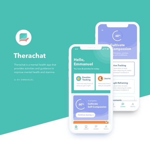 Therachat Mobile App