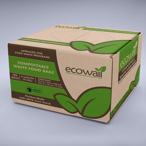 Ecowaii Product Packaging