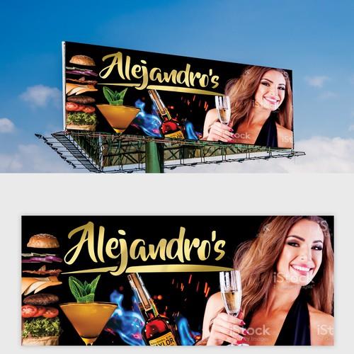 Alejandro's Billboard Design