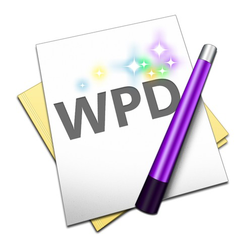 WPD Wizard Icon design for Mac