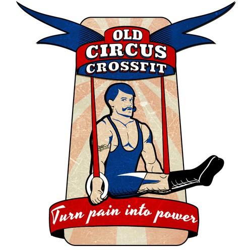 Logo pour une salle de sport