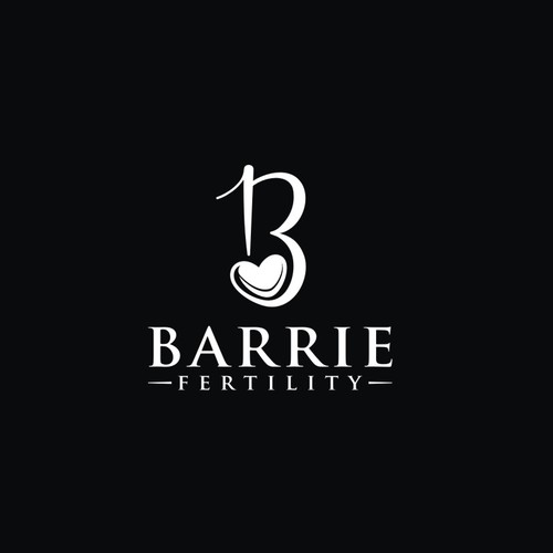 comforting logo for Barrie Fertility