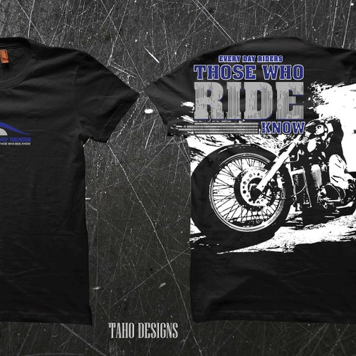 Motorcycle T-Shirt Concept