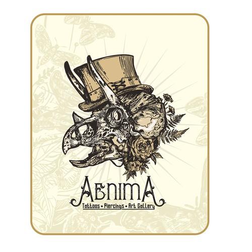 Aenima tattoos piercings art gallery