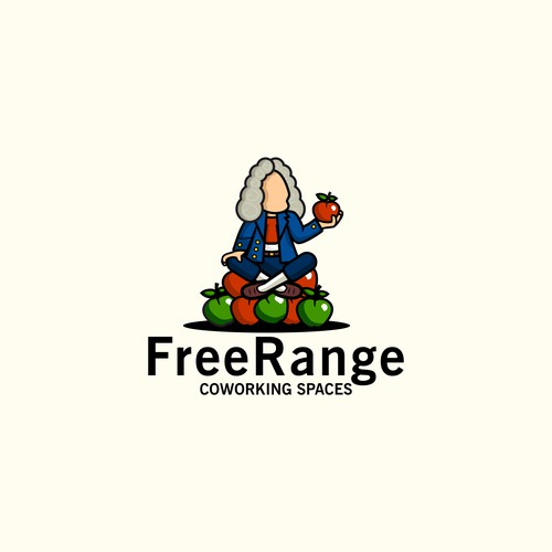 Logo proposal for FreeRange