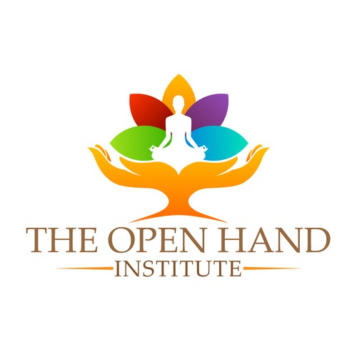 The Open Hand Logo