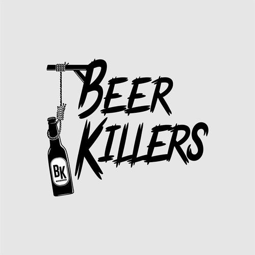 BEER KILLER STICKER