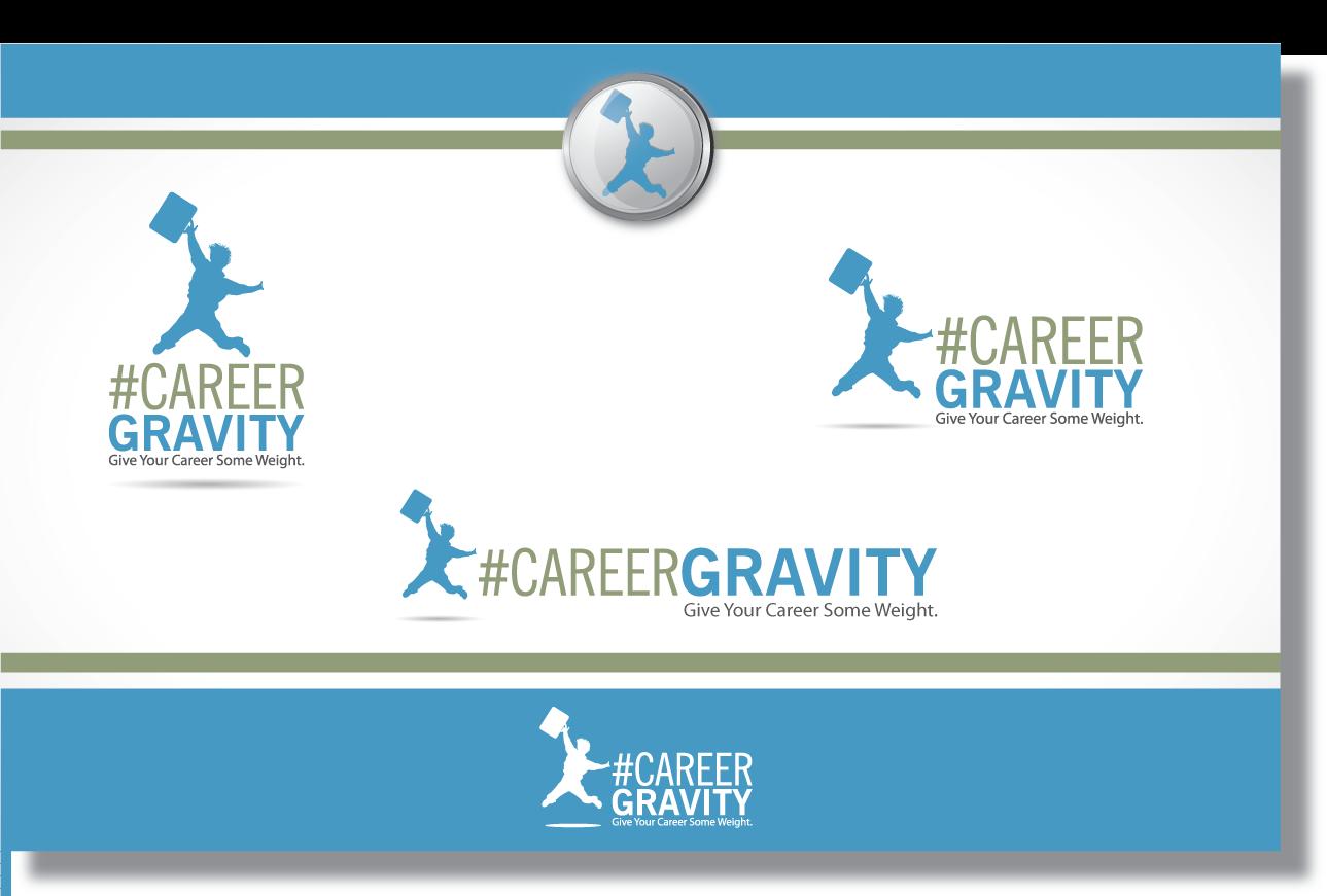 Career Gravity needs your HEAVY logo design SKILLZ