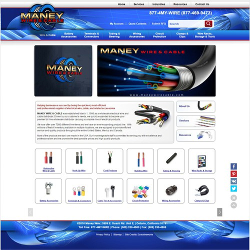 MANEY WIRE&CABLE