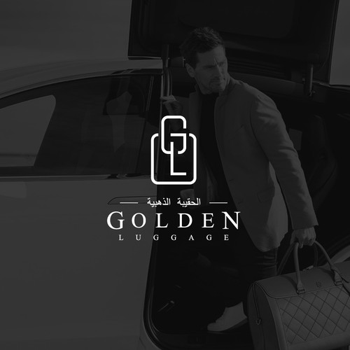 Logo for Golden Luggage