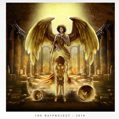 Roderick CD Cover Artwork