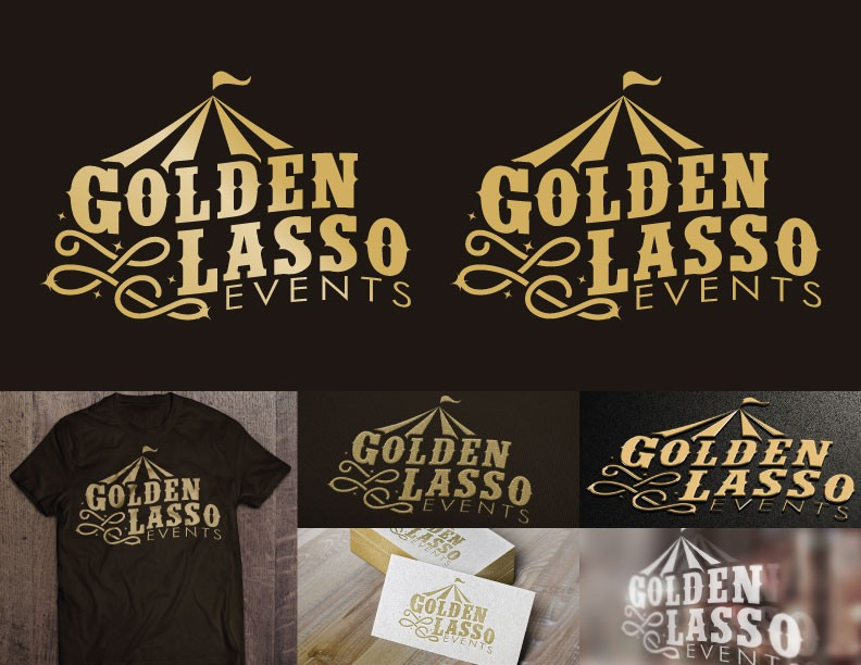 Design a *Vintage Inspired* logo for a cool/fun/experienced Events Company.