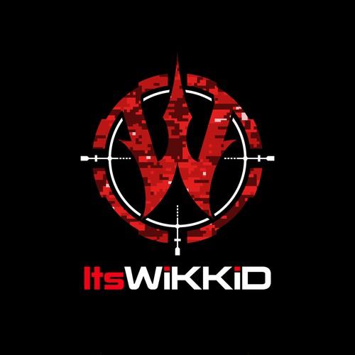 Logo design for ItsWiKKiD