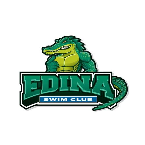 Help Edina Swim Club with a new logo