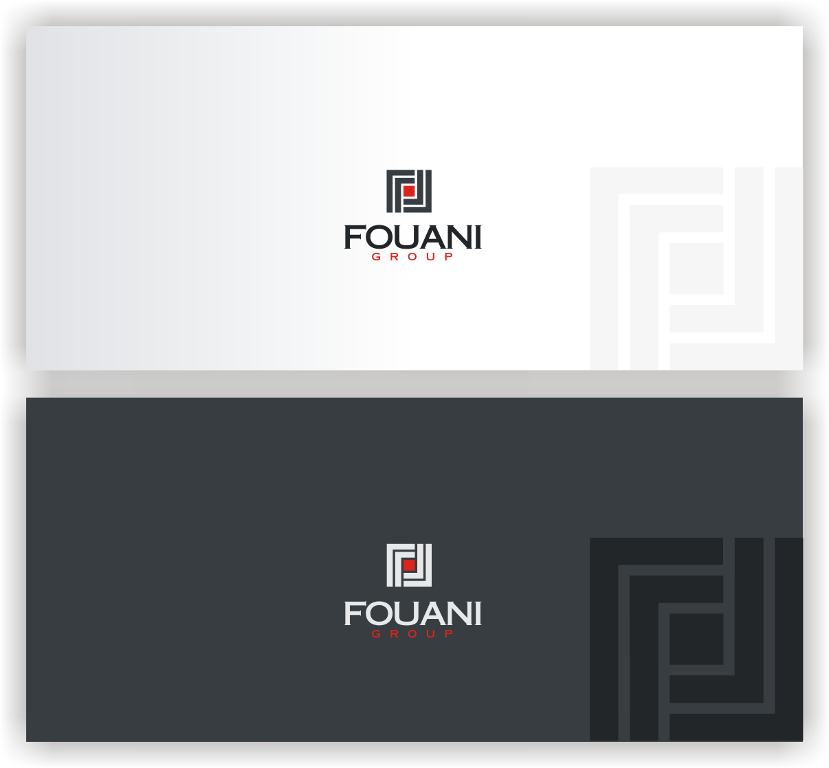 """New logo wanted for Fouani Group (Logo should be designed only with the """"Fouani"""" word)"""