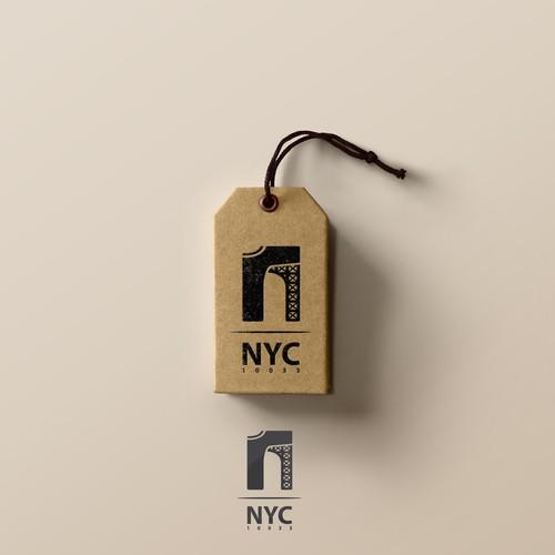 LOGO FOR NYC CLOTHING COMPANY