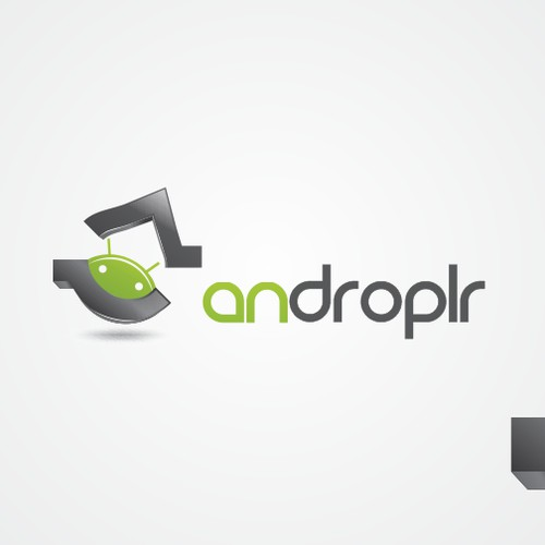 Icon for Android app: Androplr, an Android client for Droplr