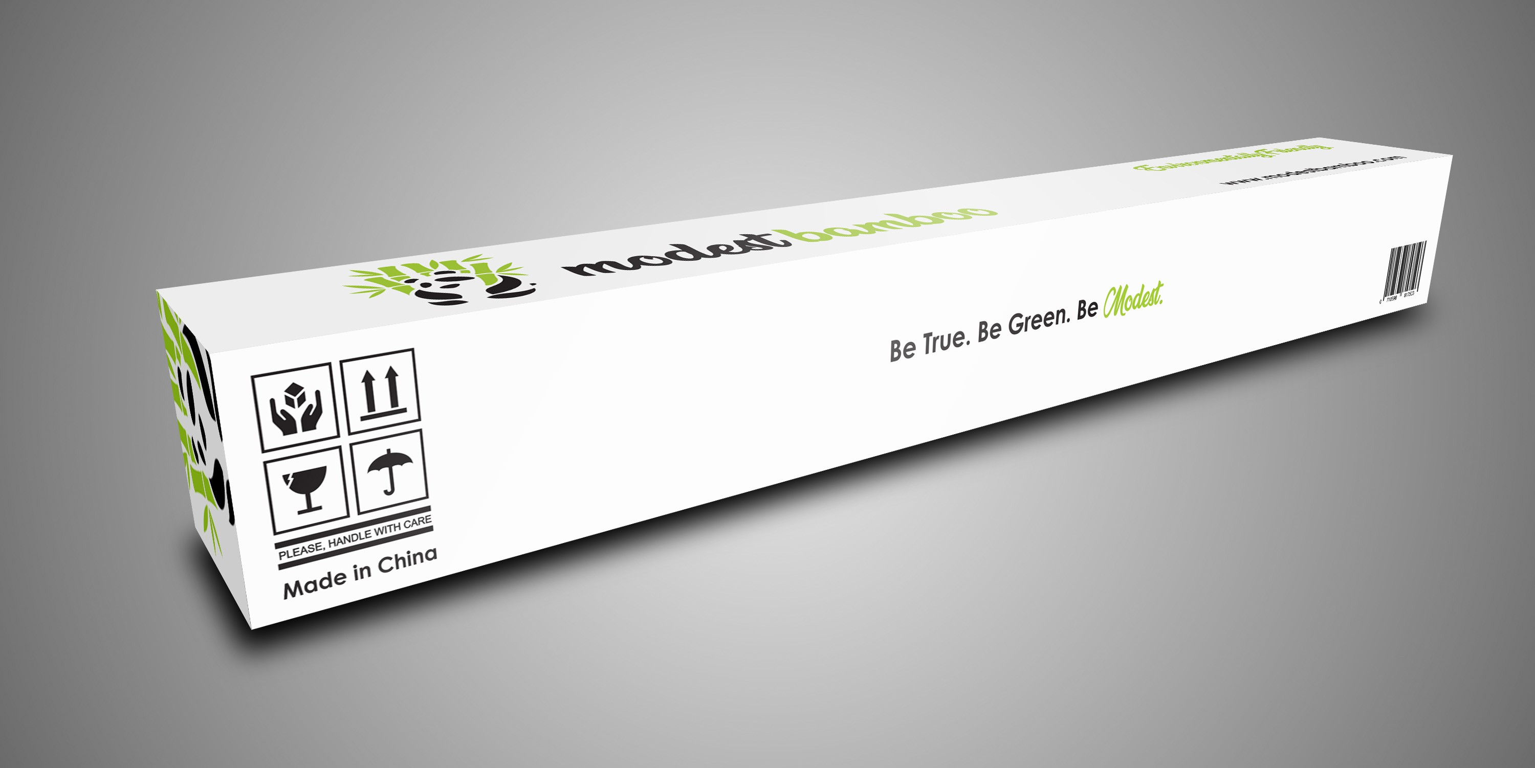 Update design on package