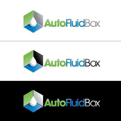 Help Auto Fluid Box with a new logo